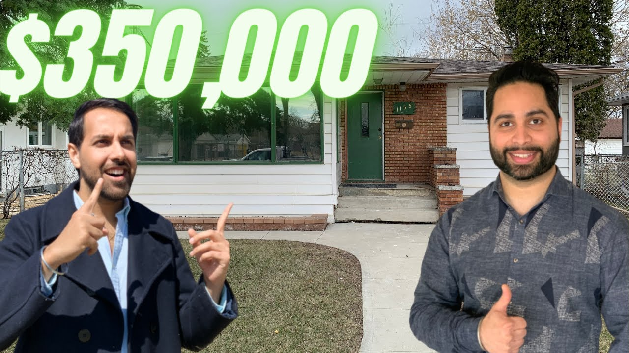 MAKE OVER $30,000 DOING THIS || FLIPPING HOUSES FOR BEGINNERS IN CANADA || HOME TOUR , WINNIPEG