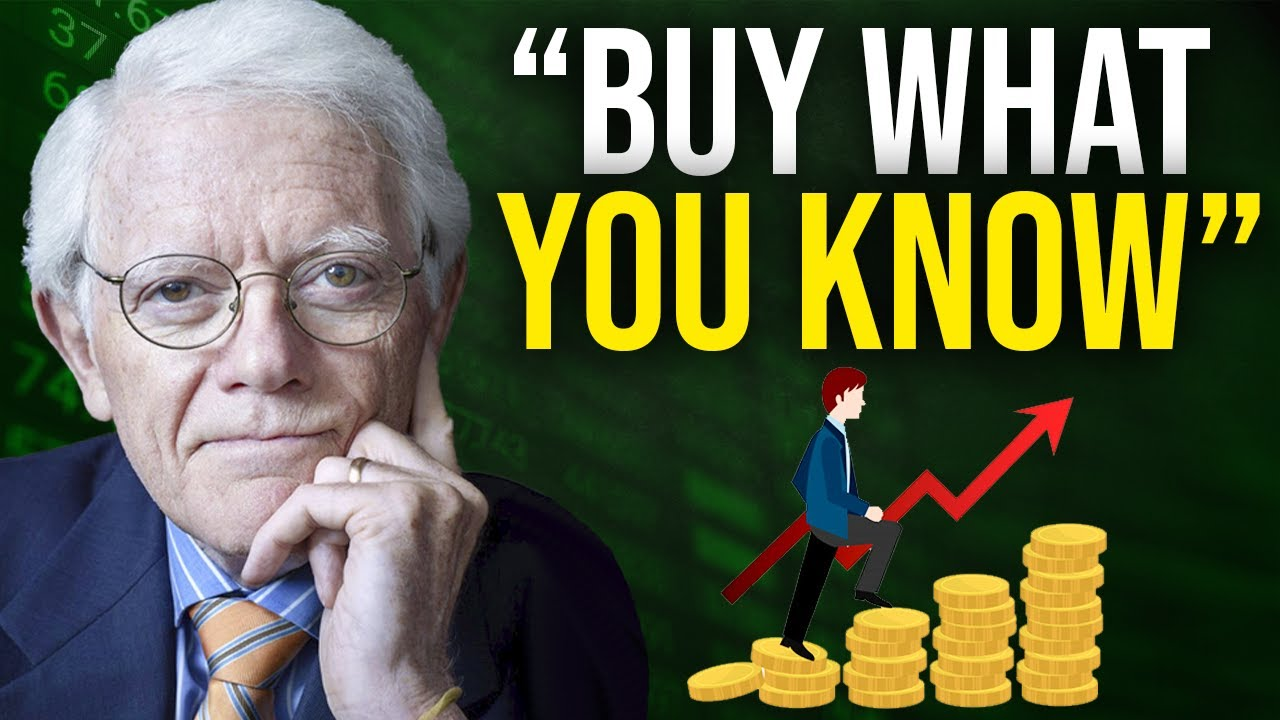 "Mistakes Of The ""Average Investor"" - Peter Lynch"
