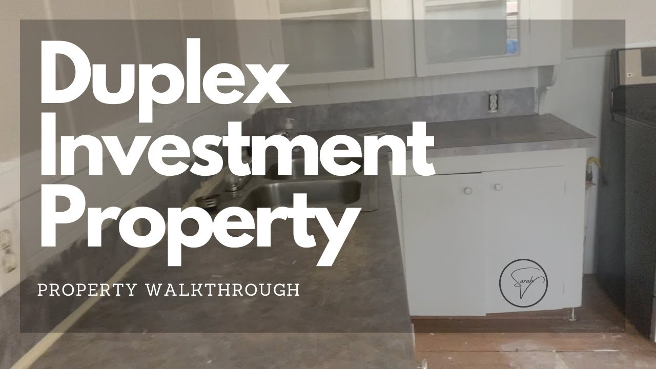 My First Investment Property Walkthrough | Fix & Flip | Real Estate