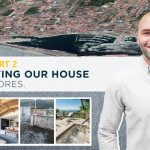 Renovation Video Part 2 - Episode #2 - Buying a House / Property in Portugal, Terceira Azores Island