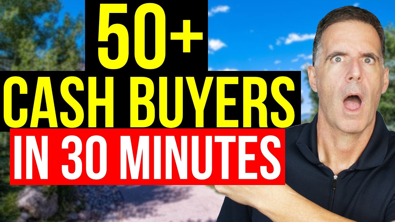 The Easiest Way to Find Cash Buyers FAST! | Wholesaling Real Estate