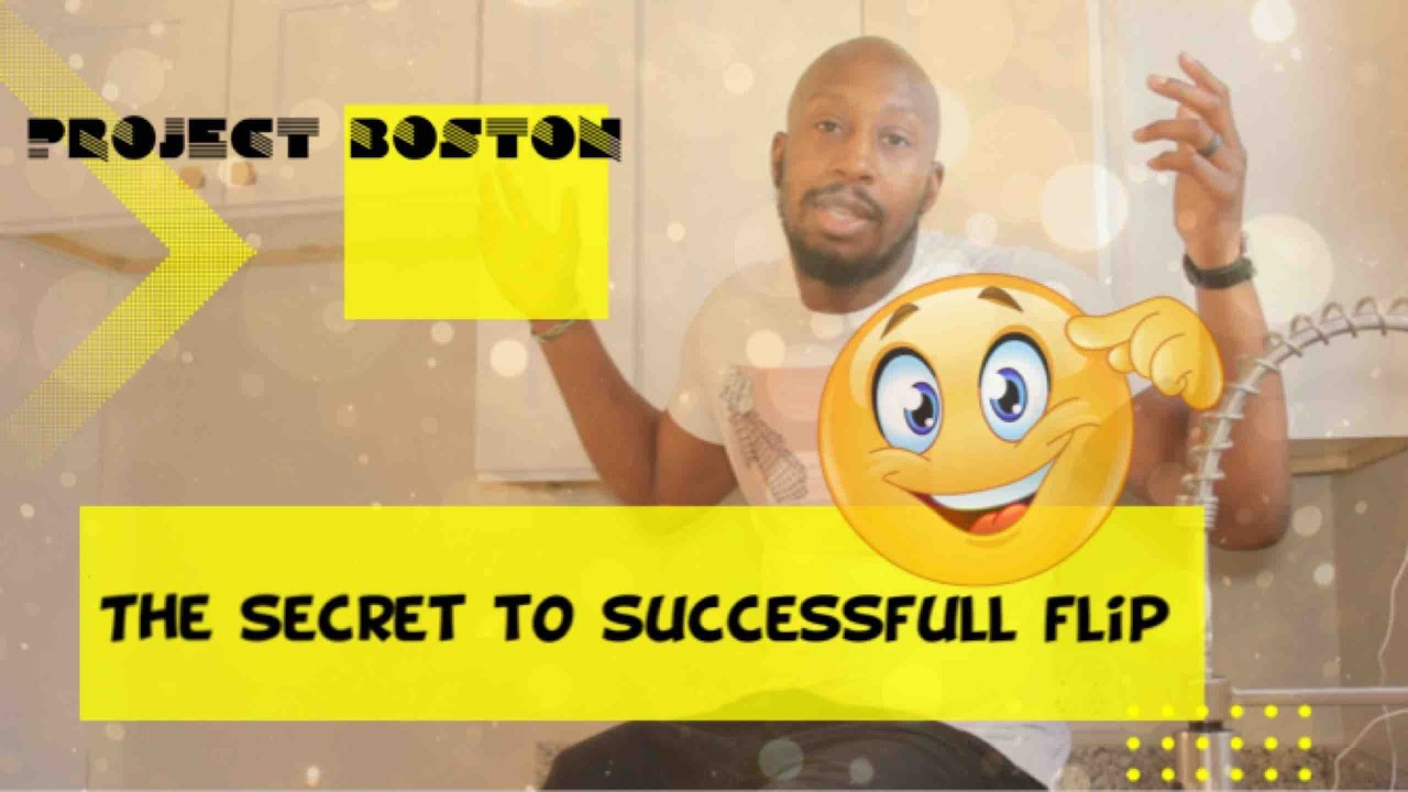 What to expect when flipping a property | The secret to Real Estate Investing