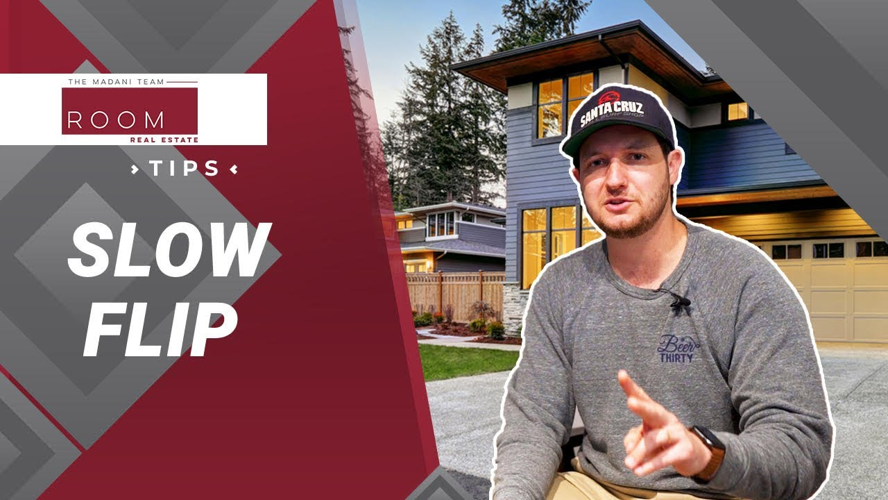 """""""Slow Flip"""" Home Purchase Strategy EXPLAINED"""