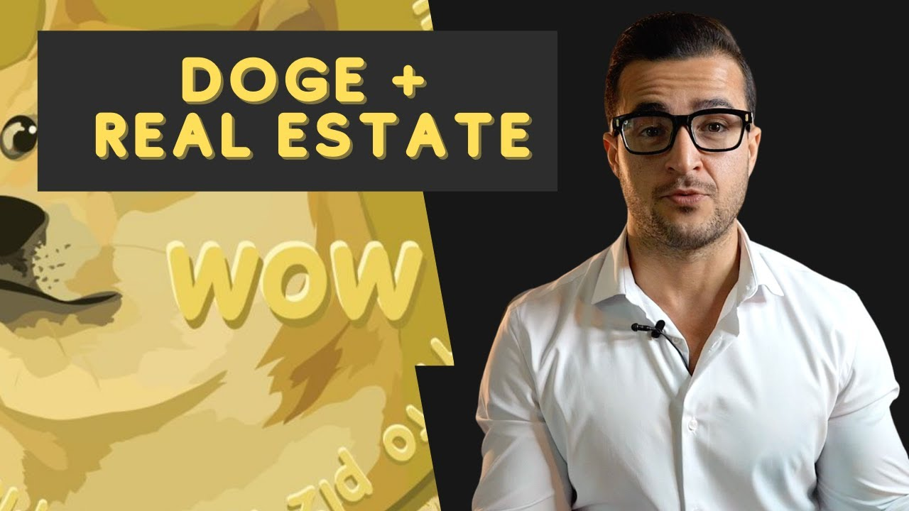Buying Real Estate With Doge?! Heres what happened.
