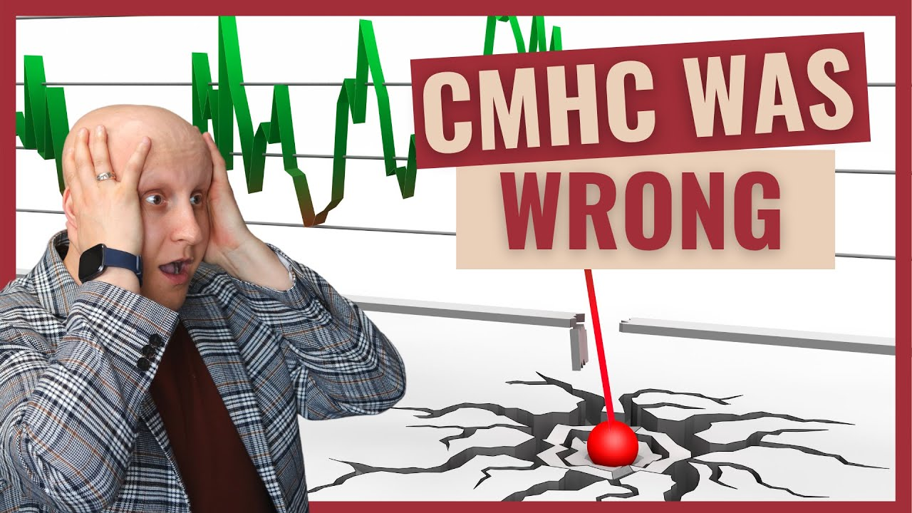 CMHC's CANADIAN REAL ESTATE CRASH PREDICTION | One Year Later