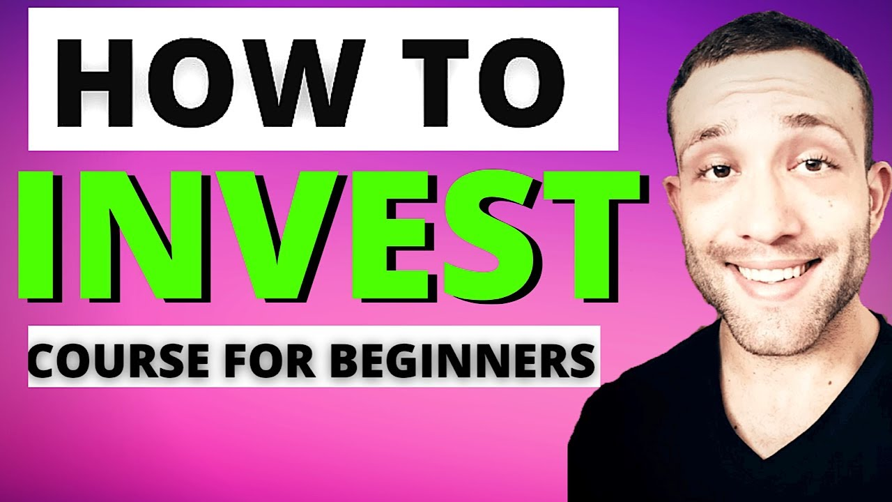 Investing For Begginers Guide | How To Invest In Stocks For Beginners 2021 (Step by Step)