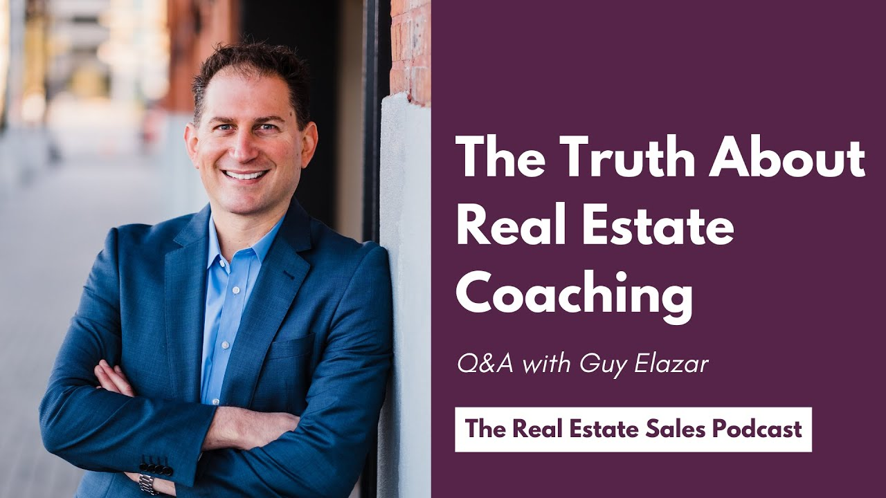 The Truth About Real Estate Coaching