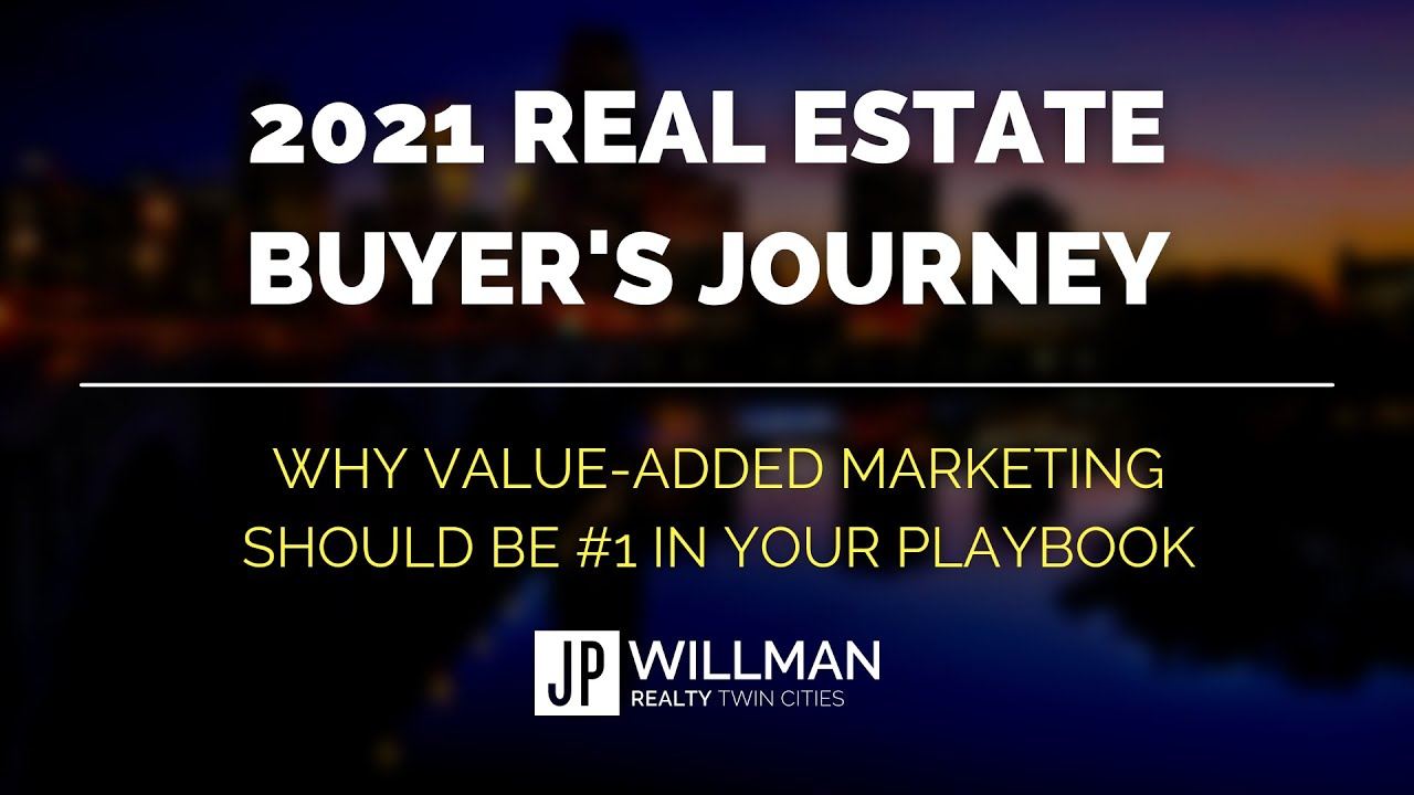 2021 Real Estate Buyers Journey