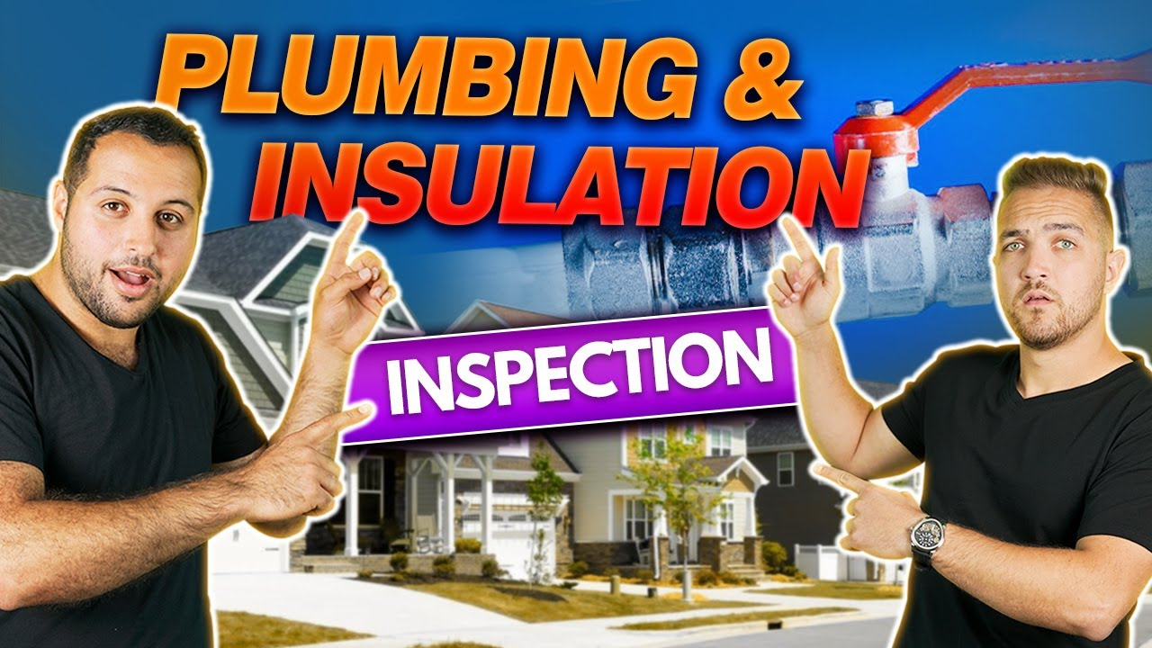 HOUSE FLIP: Rough Plumbing and Insulation | Real Estate Investing, Home Remodel, Construction