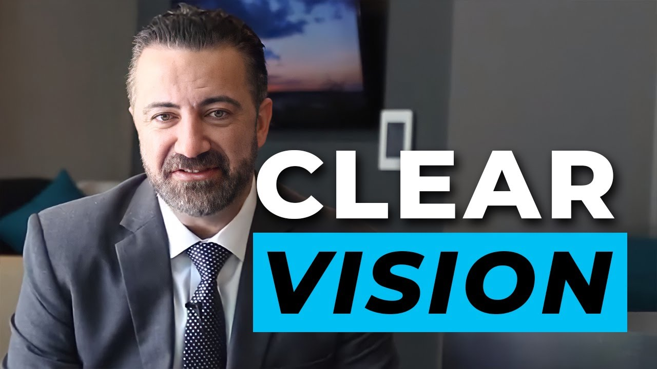 The importance of having a clear vision of your goals as a real estate agent