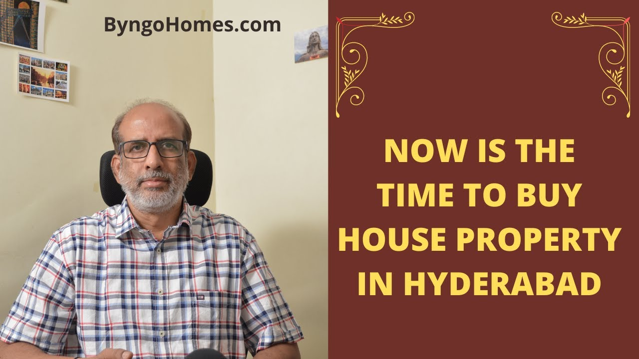 ByngoHomes    Now is the time to invest in Hyderabad Real Estate    Buy Plots, Flats or villas.