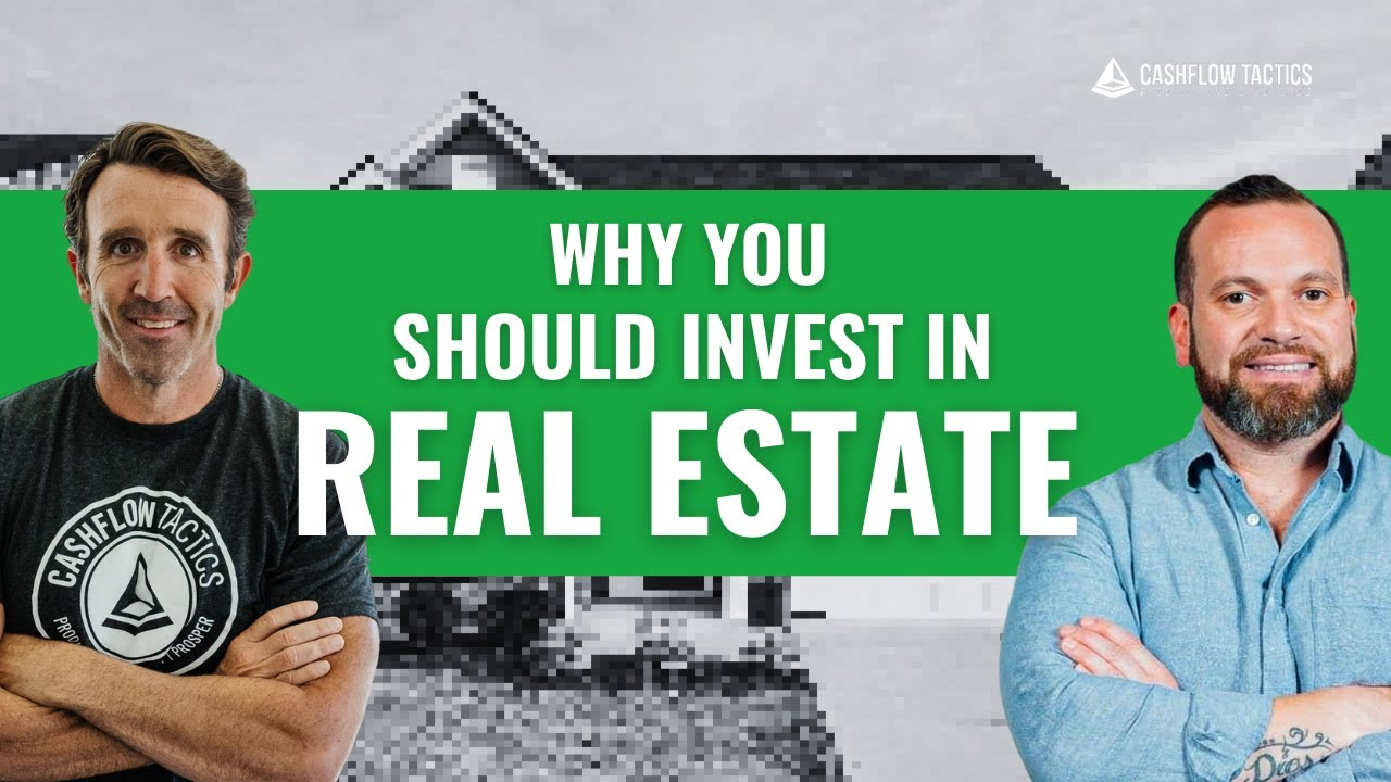 Here's Why (And How) You Should Invest In Real Estate