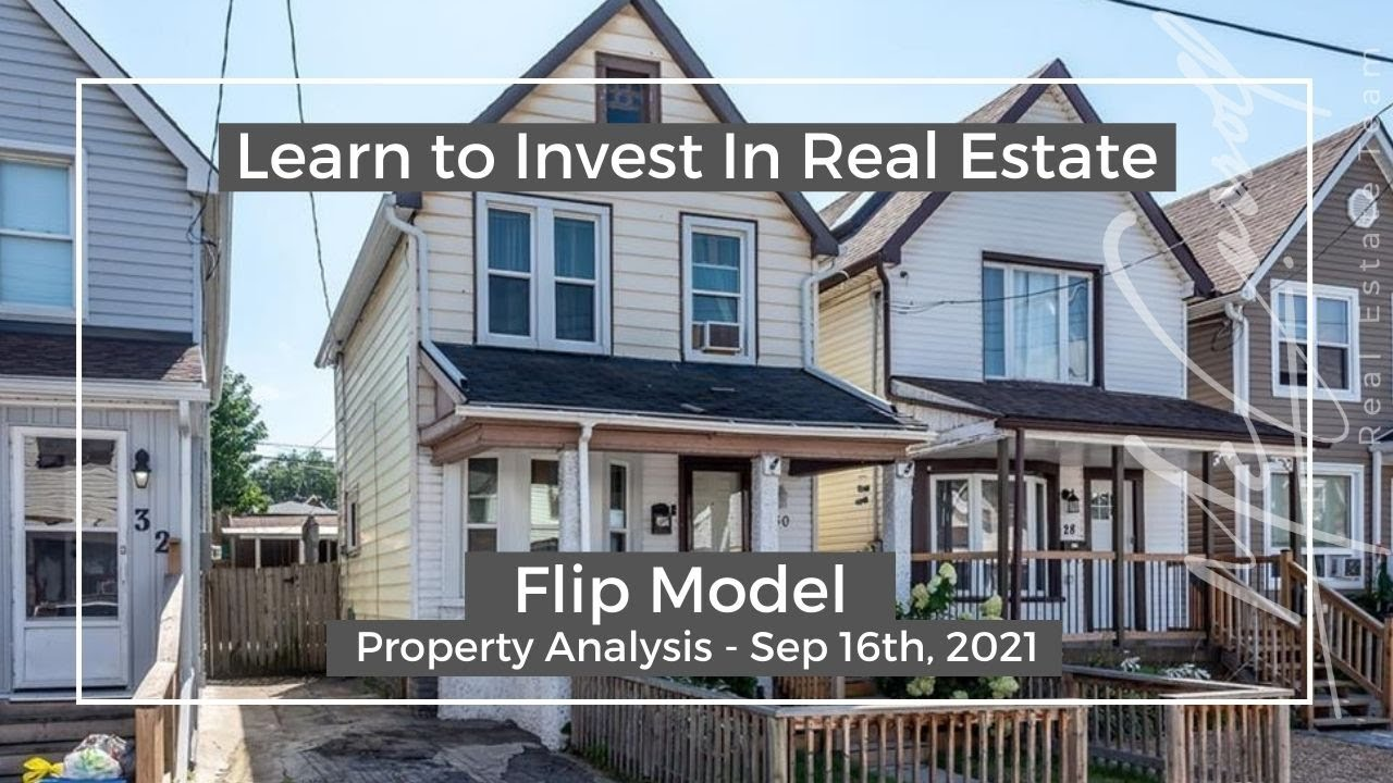 Learn to Invest in Real Estate - Property Flip Sep 16th, 2021