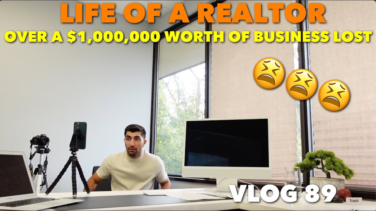 DAY IN THE LIFE OF A 25 YEAR OLD REAL ESTATE AGENT VLOG 89