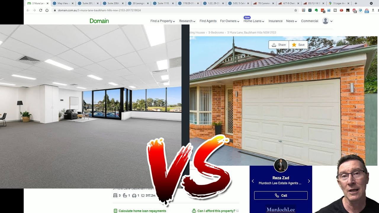 Buying Residential VS Commercial Real Estate For An Office?