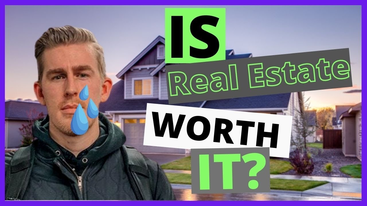 Is REAL ESTATE Worth It?   Honest Truth   #shorts #youtubeshorts