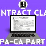 Real Estate Training - California Residential Purchase Agreement Part 6