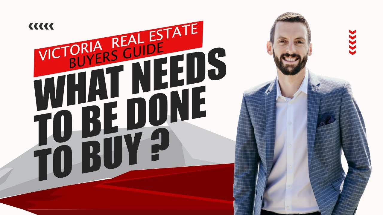 THE HOME BUYING PROCESS EXPLAINED Victoria BC Real Estate