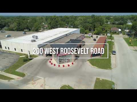 COMMERCIAL REAL ESTATE AERIAL DRONE VIDEO