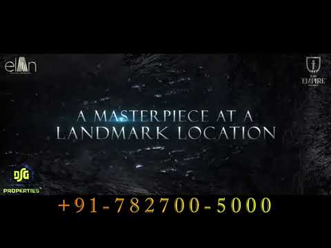 Elan Empire Sector 66 Gurgaon - Retail, F&B, Office Spaces   New Commercial Property in Gurgaon