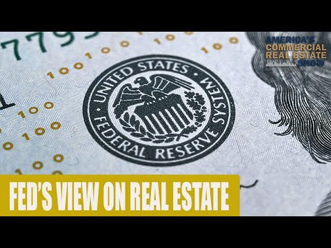 Fed's View on Commercial Real Estate 2021