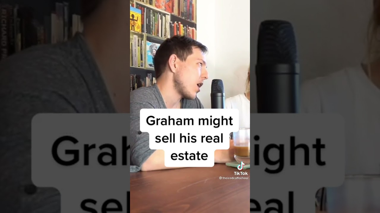 Graham Stephan wants to sell all his real estate