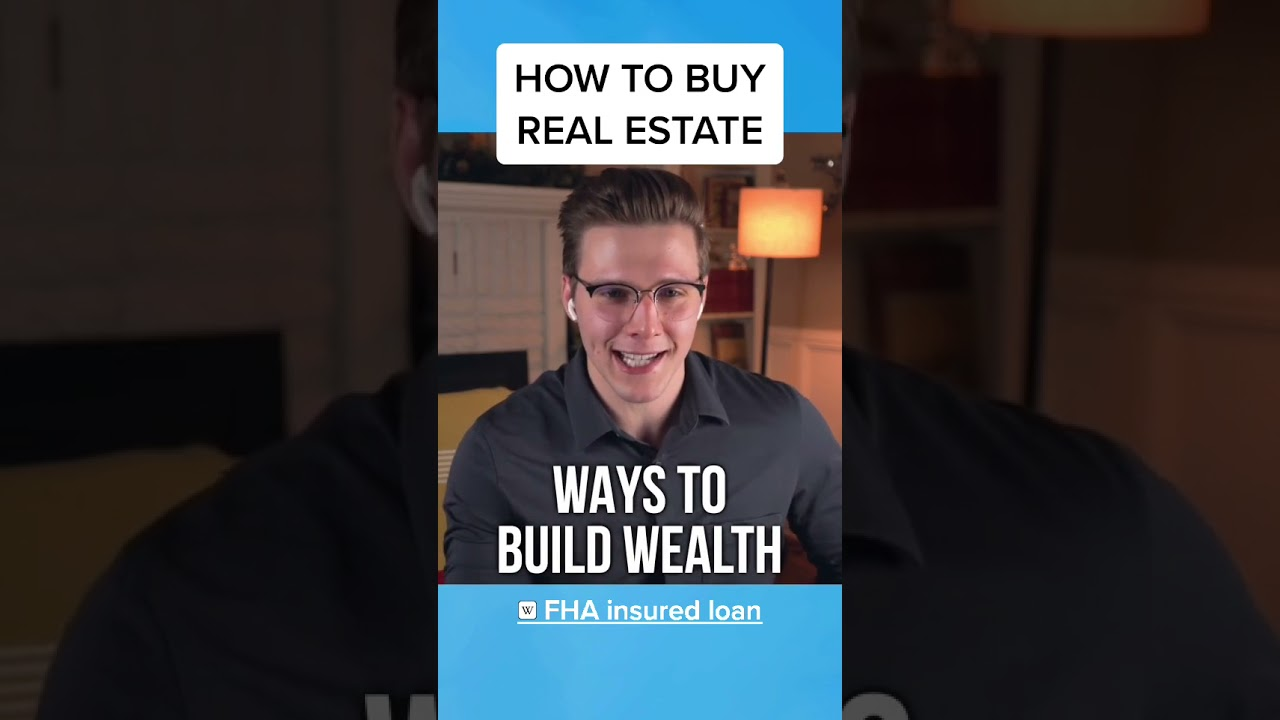 How to buy real estate #shorts