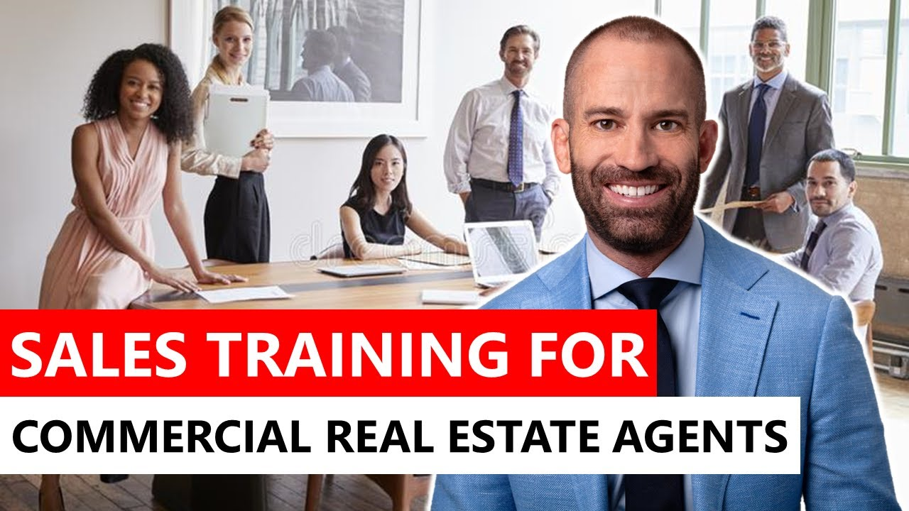 Sales Training for Commercial Real Estate Agents