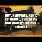 """real estate investing simplified BRRRR strategy part 1 """"BUY"""""""